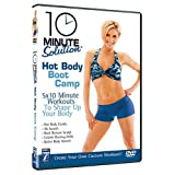 10 Minute Solution - Hot Body Boot Camp [DVD]by ANCHOR BAY