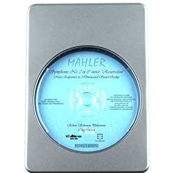 Mahler: Symphony N. 2 - 7.1 DTS-HD 3D Sound Blu-ray Audio Signature Series
