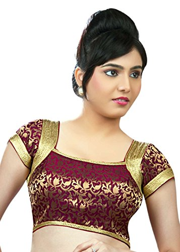 26ac9208d6a6b1 Vamas open blouse Blouses & Petticoats Prices in India - Shop Online ...