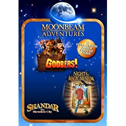 Moonbeam Adventures 3 Disc Box Set