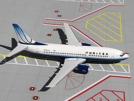 Gemini 200 United Airlines B737-300 Model Airplane