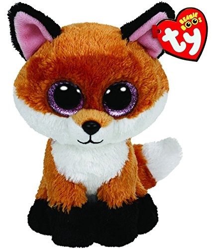 Ty Beanie Boos Slick The Brown Fox Plush - 1