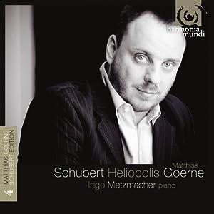 Schubert : Heliopolis (Lieder vol.4) / Mathias Goerne