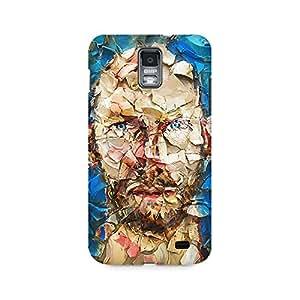 Mobicture Graphics Premium Designer Mobile Back Case Cover For Samsung S2 I9100/9108