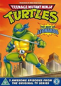 Teenage Mutant Ninja Turtles: Best Of Leonardo [DVD]