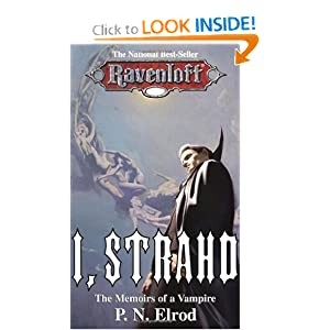 I, Strahd - P.N. Elrod