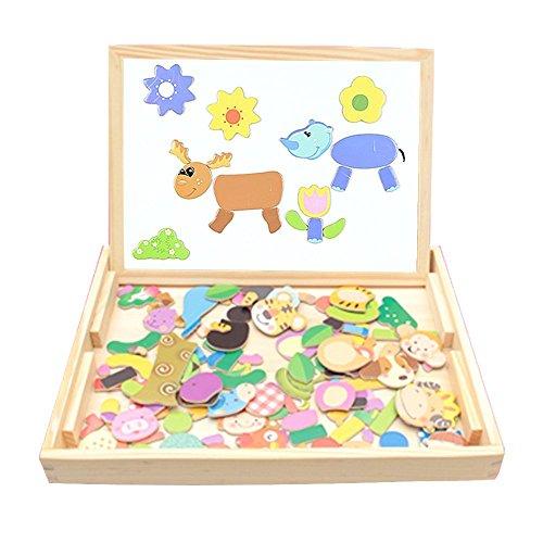 Innoobaby tlg lernspielzeug magnetisches puzzle aus