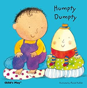 Humpty Dumpty Baby Board Books from Child's Play (International) Ltd