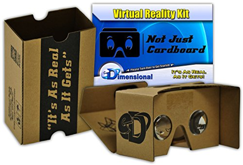 eDimensional 2.0 Virtual Reality Headset