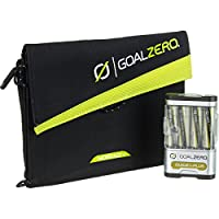 Goal Zero Guide 10 Plus Solar Recharging...