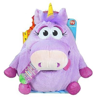 Tummy Stuffers Lilac Unicorn Plush Toy from Tummy Stuffers