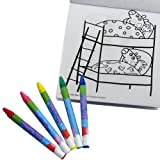 Carry Along Peppa Pig Colouring Set (Pack of 1)