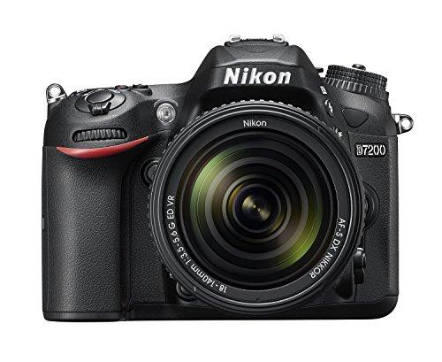 Nikon-D7200-242-MP-Digital-SLR-Camera-Black-with-AF-S-18-140mm-VR-Kit-Lens-and-8GB-Card-Camera-Bag