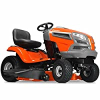 "Husqvarna 960430216 YTH22V42 22V Hydro Pedal Tractor Mower, 42""/Twin from Husqvarna"