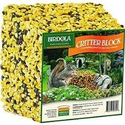 Birdola 54355 7-Pound Critter Block
