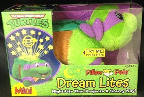Teenage Mutant Ninja Turtles Mini Dream Lites - Donatello - 1