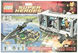 LEGO Super Heroes Iron Man Malibu Mansion Attack (76007)