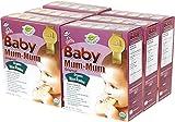 Hot-Kid Baby Mum-Mum Original Flavor Organic Rice Biscuit, 24-pieces, 50 g, (Pack of 6)