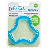 """Dr Brown's Flexees """"A"""" Shaped Teether (Colours May Vary)"""
