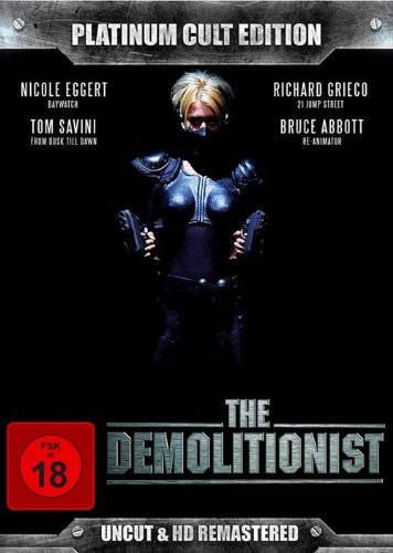 The Demolitionist (Uncut & HD-Remastered - Platinum Cult Edition)