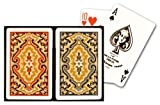KEM Paisley Bridge Size Standard Index Playing Cards