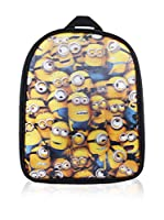 BACK TO SCHOOL Mochila Minion (Negro)
