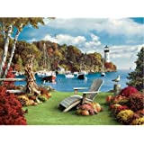 Ravensburger 300 Piece Large Formet Edition - One Autumn Afternoon