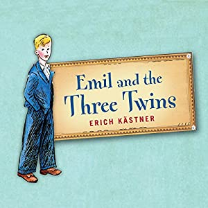 Emil and the Three Twins Hörbuch