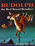 img - for Rudolph The Red-nosed Reindeer - A Golden Book book / textbook / text book