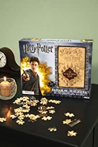 Harry Potter Marauders Map Puzzle