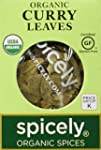 Spicely Organic Curry Leaves - Compact