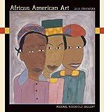 img - for African American Art 2012 Calendar book / textbook / text book