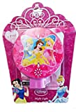 Disney Princess Night Light Hot Pink (Cinderella. Aurora & Belle)