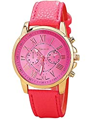 COSMIC Platinum Collection Pink & Rose Gold Analog Watch - For Women,GIRLS