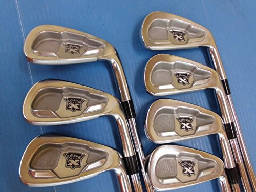 Callaway X Forged Iron (2009) IronSet 7 Golf Club