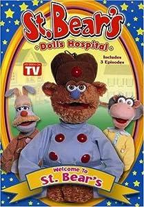 St Bear's Dolls Hospital: Welcome to St Bear's