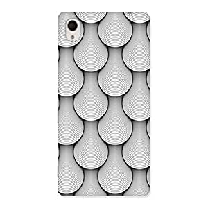 Illusion Drop Back Case Cover for Sony Xperia M4