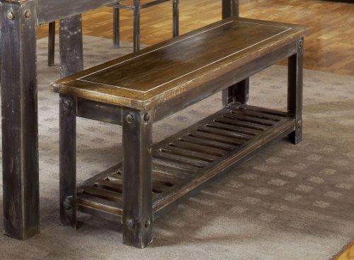 Modus Furniture International Farmhouse Bench front-84318