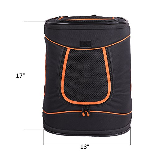 Petsfit Comfort Dogs Carriers Backpack For Cat