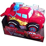 Disney Pixar Cars 2 - Flash McQueen - Peluche Interactive 28 cm (Import Royaume-Uni)