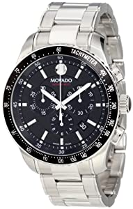 Movado Men's 2600094 Series 800 Chronograph Performance Steel Case and Bracelet Watch