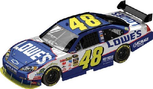 jimmie johnson 5 car. NASCAR Jimmie Johnson #48