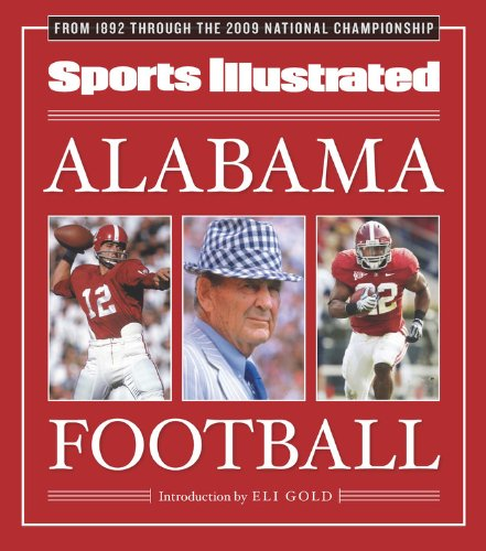 Sports Illustrated Alabama Football (Uk Football Book compare prices)
