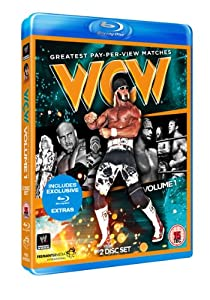 WWE: WCW's Greatest PPV Matches - Volume 1 [Blu-ray]