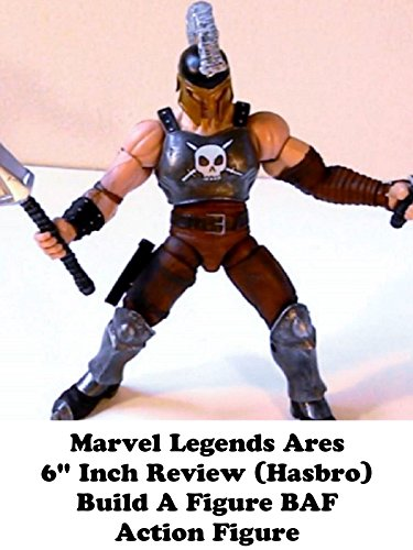 Marvel Legends ARES review (Hasbro build a figure BAF) action figure toy