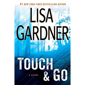 Touch & Go by Lisa Gardiner