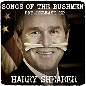 Harry Shearer Bushmen