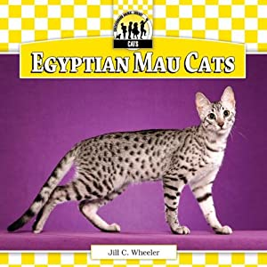 Egyptian Mau Cats (Checkerboard Animal Library: Cats)