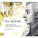 echange, troc  - Concertos pour 2 & 3 pianos