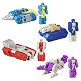 Transformers Generations Titan Masters Wave 1 Terri-Bull,Loudmouth,Nightbeat,Crashbash Set of 4